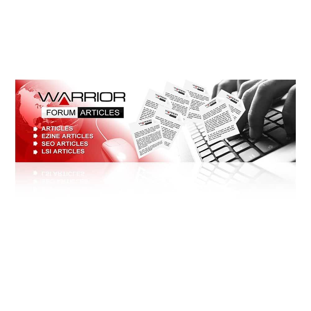 warriorforumarticles